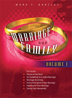Marriage and Family (Vol. 1)