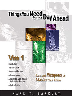 Things You Need for the Day Ahead (Vol. 1)