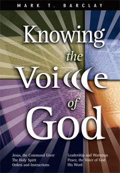 Knowing the Voice of God
