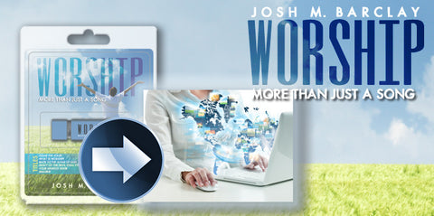 Worship: More Than Just A Song Instant Download