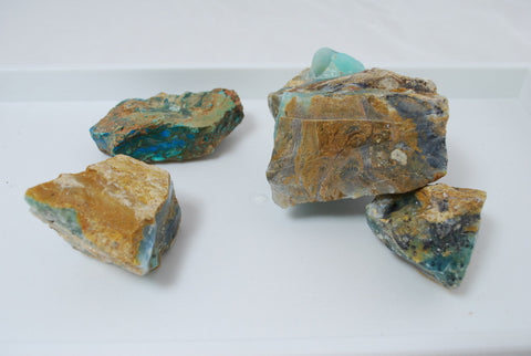 Rough Blue Opal