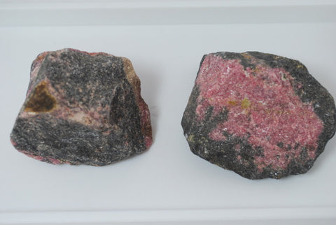 Rough Rhodonite