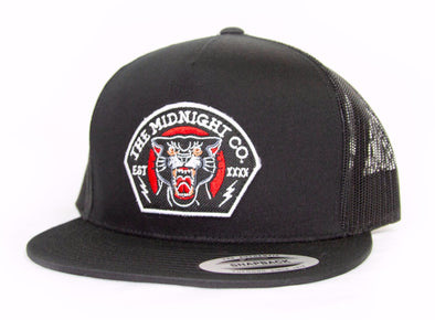 Panther Trucker Snapback