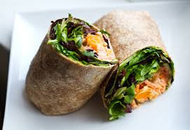 Wraps Combo Meal (P-6)