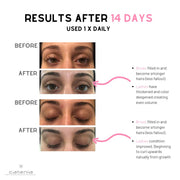 Eyelash and Eyebrow Growth Enhancing Serum Catania Salon Professional and Cosmeceuticals