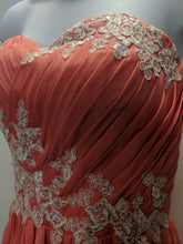 Load image into Gallery viewer, C3-4 Coral Prom Dress for your Special Occasion