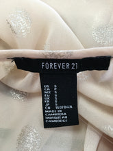 Load image into Gallery viewer, C13-9 Forever 21 Nude Long Sleeve Shirt