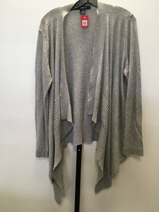 C13-5 89th & Madison Gray Cardigan
