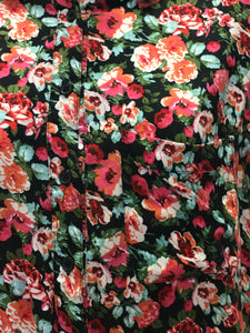 C14-7 Kirra Floral Short Sleeve Shirt
