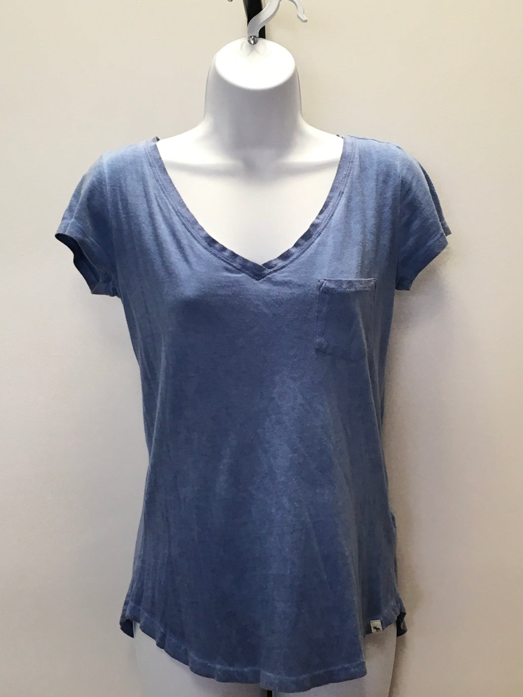 C14-4 Abercrombie & Fitch Blue T-Shirt