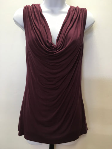 C15-4 Studio Y Plum Tank Top