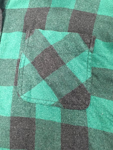 C22-11 American Eagle Green and Black Shirt