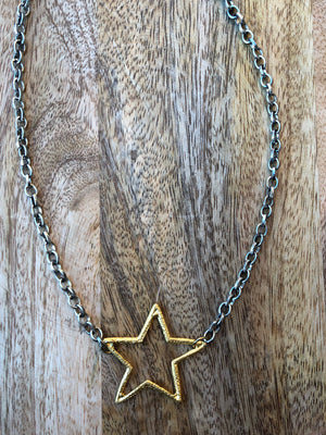 Hand Crafted Turkish Star Necklace