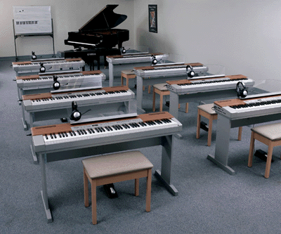 Digital Piano Lab