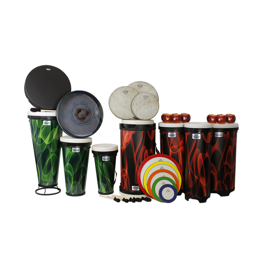 Remo Comfort Sound Technology®™ Drum Kit