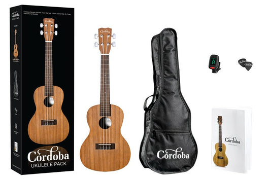 Cordoba UP100 10 Pack Ukulele Teaching Lab