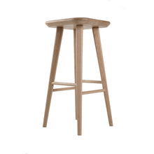 Load image into Gallery viewer, oak bar stool