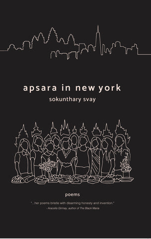 Apsara in New York by Sokunthary Svay