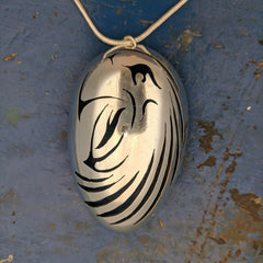 Eagle Spoon Pendant