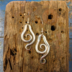 Sphynx Fork Earrings