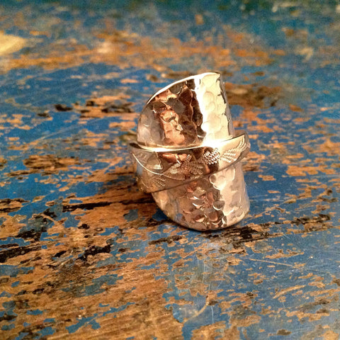 River Reed Teaspoon Ring