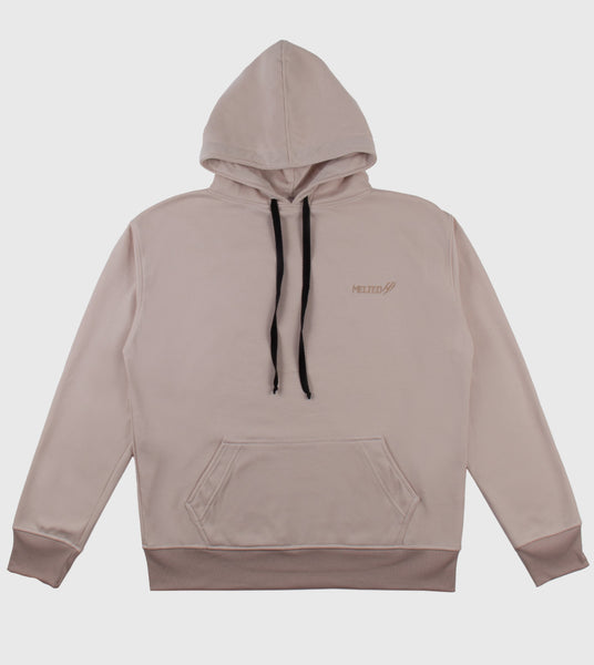 "Hoodie Melted classic ""Camel"""