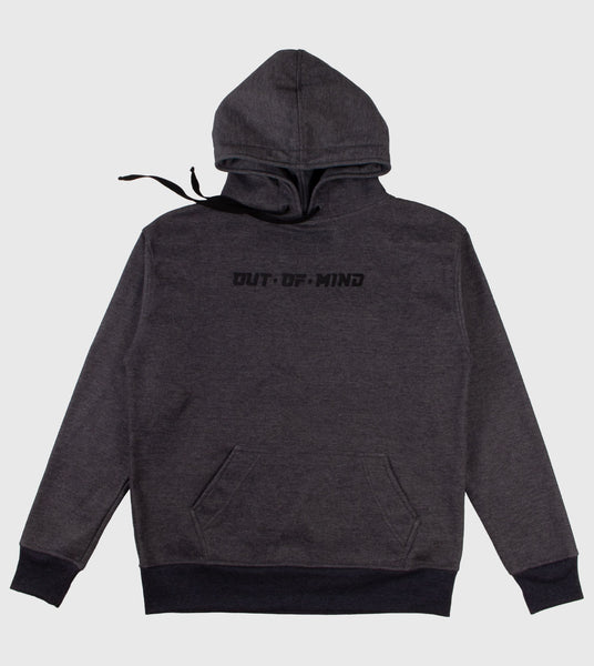 "Hoodie ""out of mind"""
