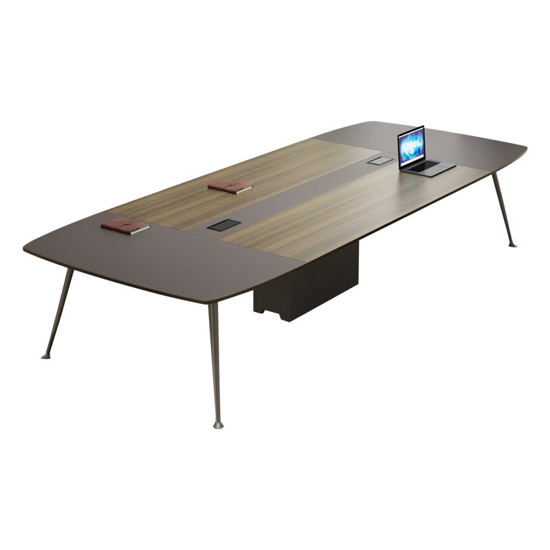 會議檯 E1 環保板材 鋼腳 上線 conference desk meeting table furniture