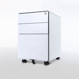 三層可移動鋼制櫃 Three-layer Movable Steel Cabinet
