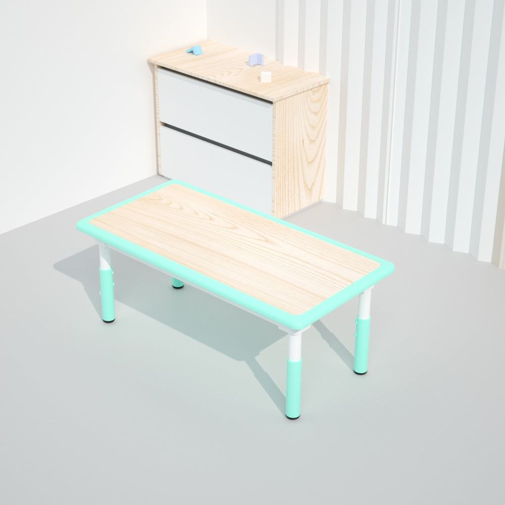 多色兒童升降繪畫枱 Colorful Adjustable Drawing Desk