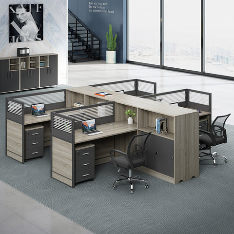 自由組合工作枱 Free Combination Work Desk