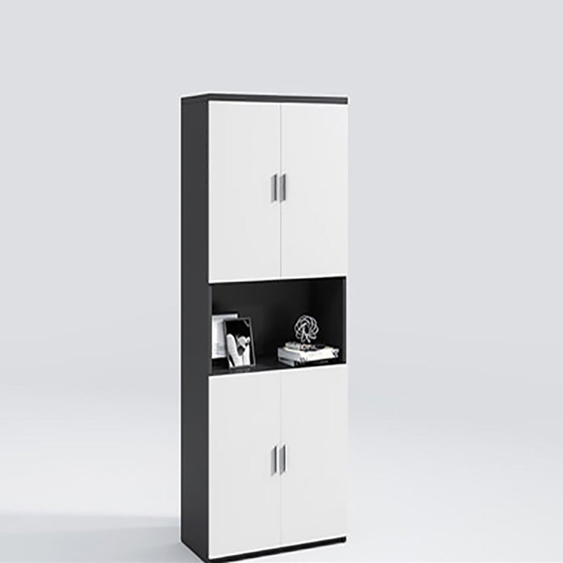白色時尚木制櫃 Fashionable White Wooden Cabinet