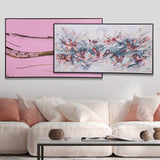 奢華氣派客廳裝飾壁畫 Luxurious Wall Paintings for Living Room