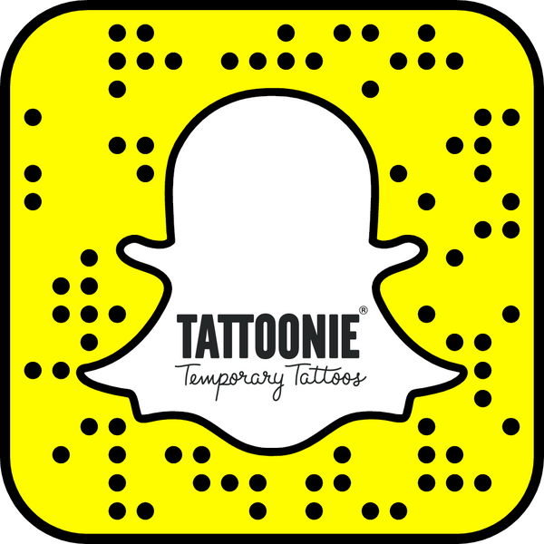 tattoonie snapcode