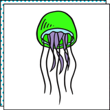 NEON JELLYFISH (Pack de 2)