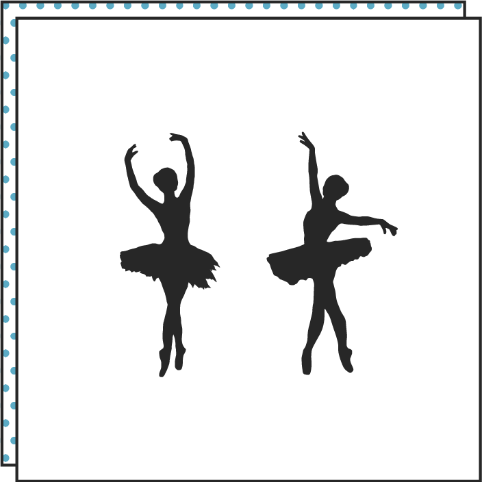 ballet temporary tattoos