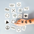 tattoonie temporary tattoos pack basic