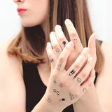 tattoonie temporary tattoos basics