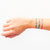 Tattoonie Temporary Tattoos Lucky chinos armlet