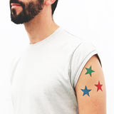 Tattoonie Temporary Tattoos stars cities