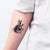 Tattoonie Temporary Tattoos lord cat