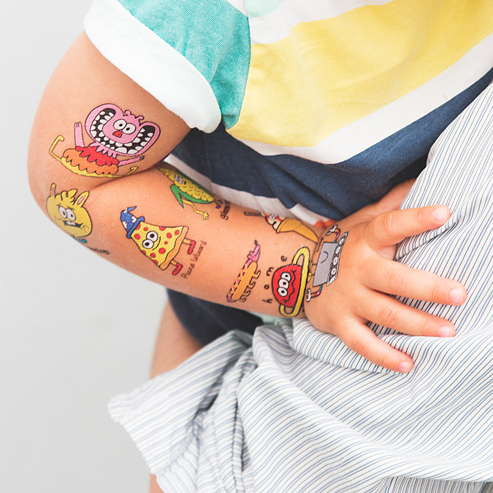 joan burgerman tattoo