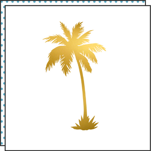 tattoonie temporary tattoos palm tree florazar gold