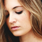 Tattoonie Temporary Tattoos gold eyes