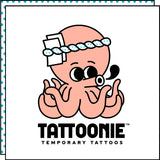 TATTOONIE POP (Pack de 2)