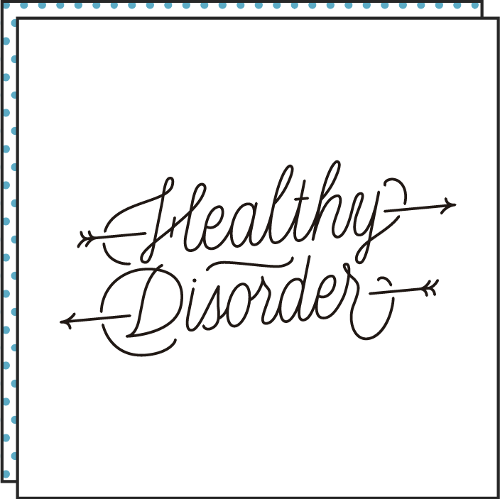 HEALTHY DISORDER (Pack de 2)
