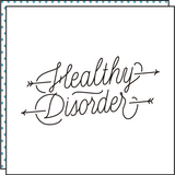 HEALTHY DISORDER (Set of 2)
