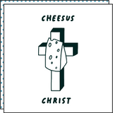 Tattoonie Temporary Tattoos cheesus christ