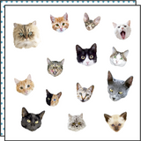 CAT PARADE (Set of 2)