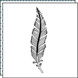 tattoonie temporary tattoos be feather